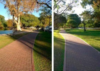 Parque 3 de Febrero, ciudad de Buenos Aires