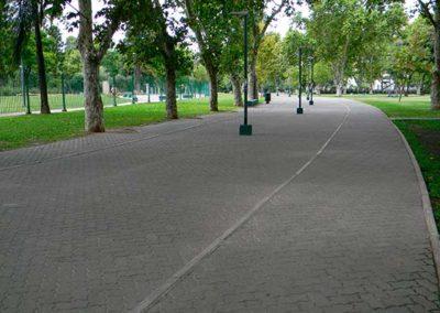 Parque Centenario, ciudad de Buenos Aires