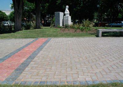 Plaza Berazategui, provincia de Buenos Aires