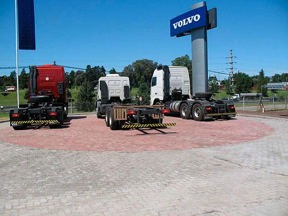 Volvo - Uni Block